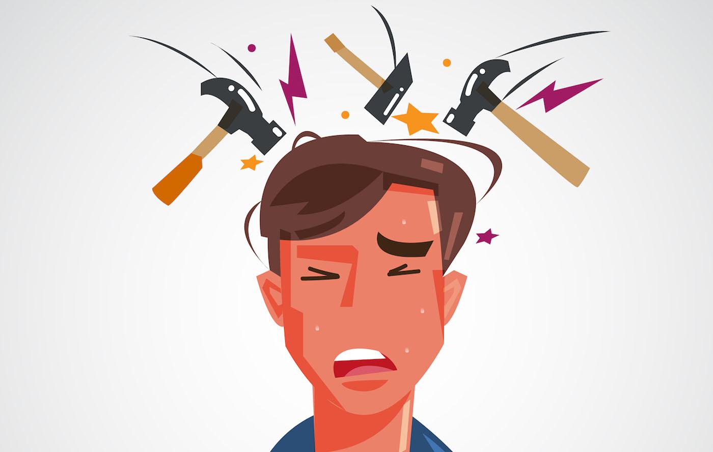 психосоматика, психотерапия, головная боль