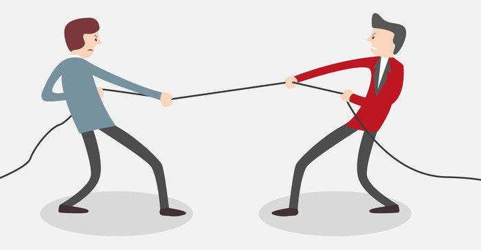 Конкуренция, страх оценки